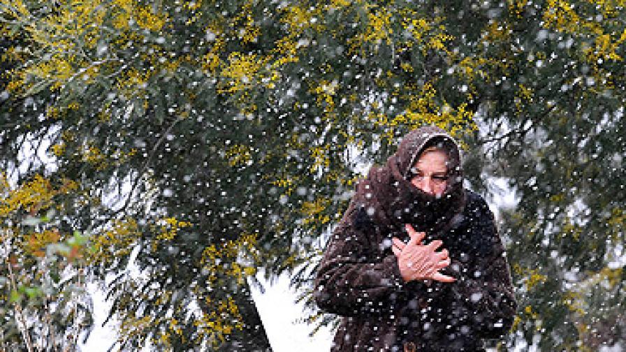 Идва дълга и много студена зима на Балканите?