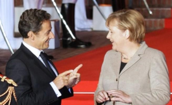 Меркел и Саркози искат промяна в Лисабонския договор