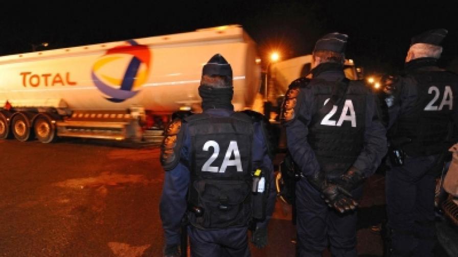 Франция: Правителството ще наказва хулиганите