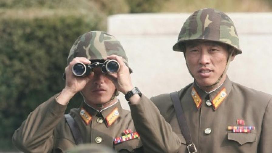 КНДР подготвя трети ядрен опит?