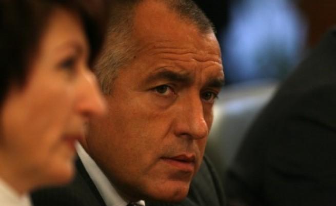 Борисов: Ако уволня Дянков, кабинетът пада