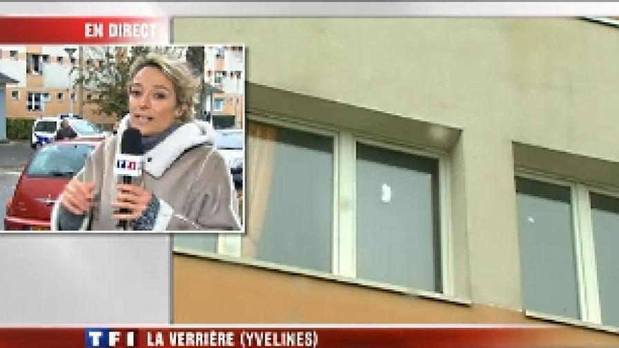 11 суеверни скачат едновременно от втория етаж във Франция
