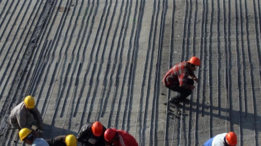 Регистрирани са 4072 строителни фирми