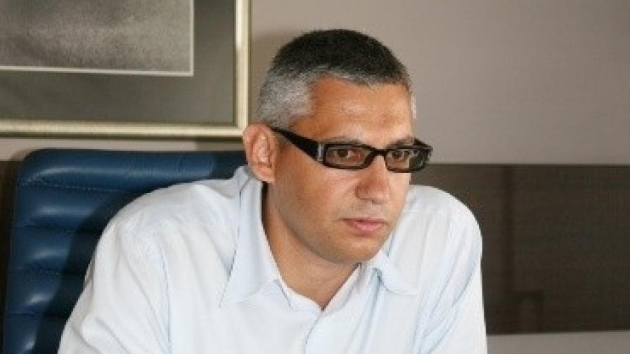 Убитият бизнесмен Стоян Стоянов