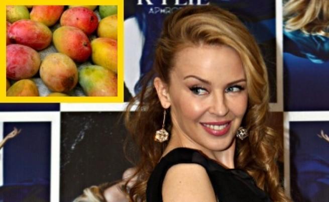 Нов вид манго ще бъде кръстен на Кайли Миноуг
