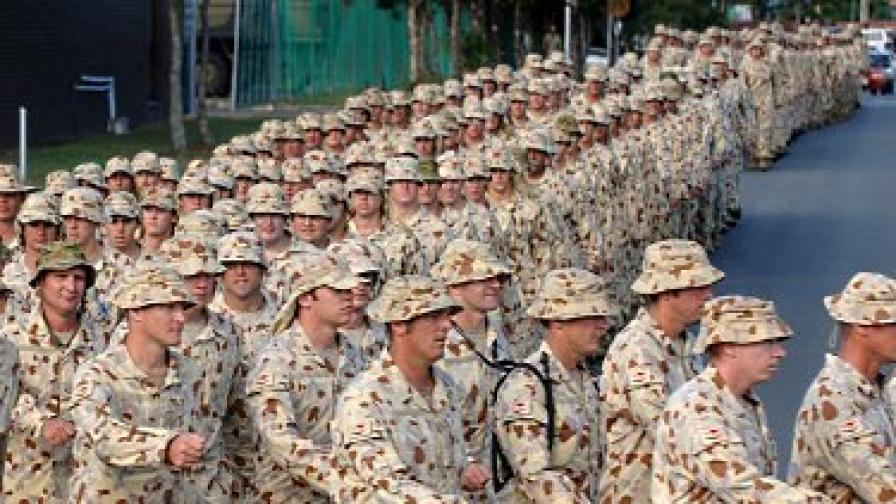 Афганистанци ще обучават австралийски войници