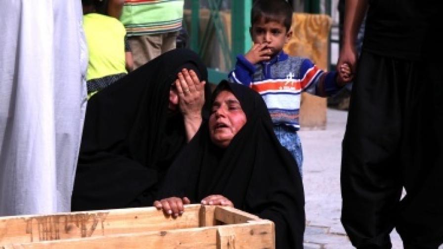 19 монахини са били освободени от църквата в Багдад