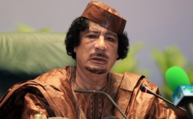 Кадафи пак плаши ЕС с милиони имигранти