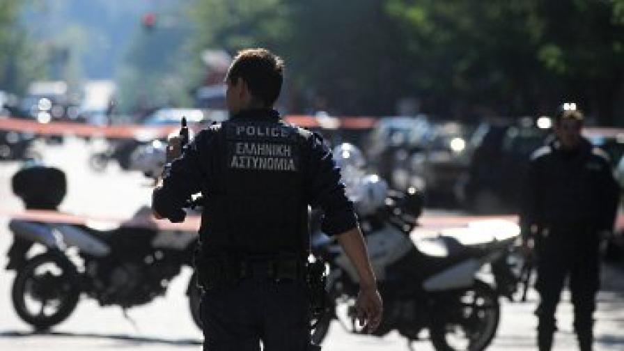 В Гърция хванаха колет бомба, адресиран до Саркози