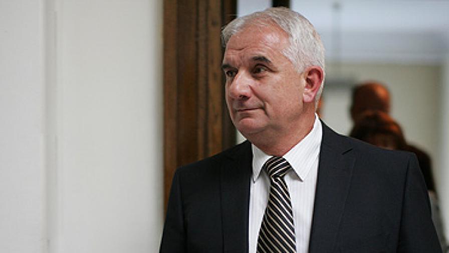 Председателят на Столичния общински съвет Андрей Иванов