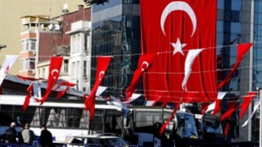 Кюрдистански ястреби на свободата поеха отговорност за атентата в Истанбул