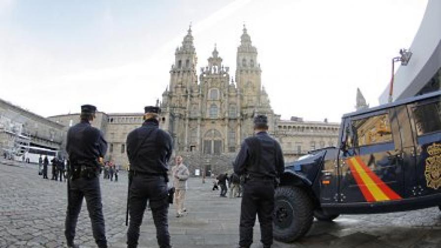 Катедралата в Сантяго де Компостела