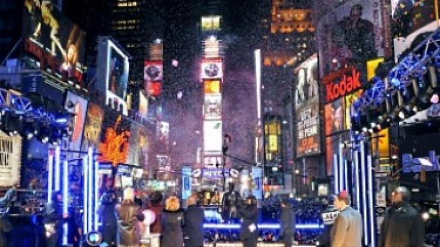 """Такса за Нова година на """"Таймс скуеър""""?"""