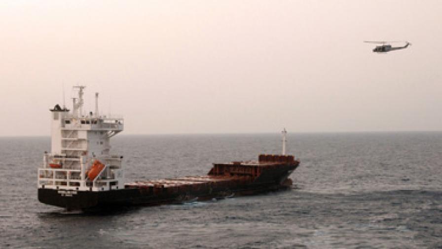 Пирати взеха рекордните $ 9 млн. откуп за супертанкер