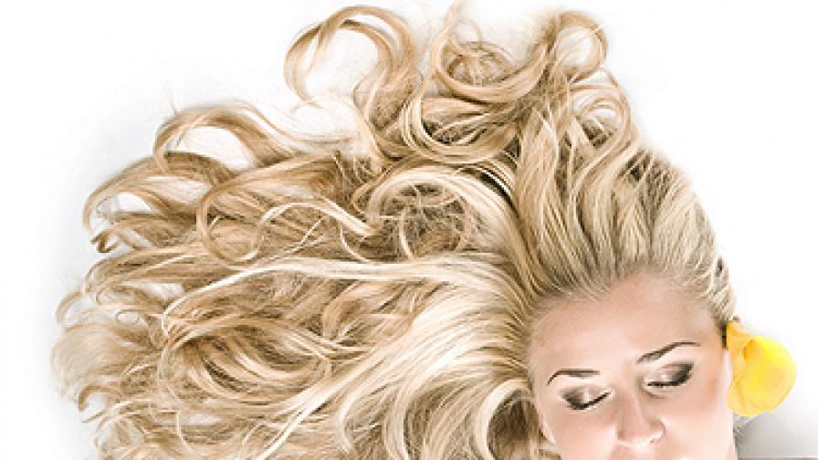 Край с изтощената коса
