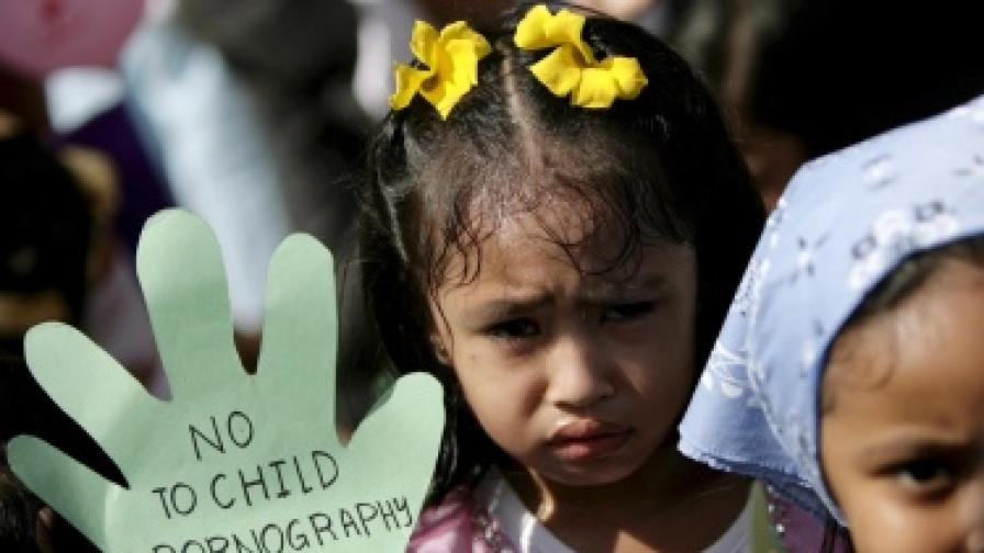 900 арестувани при операция срещу детската проституция в САЩ