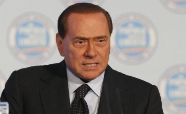 Приятелките на Берлускони се изпокараха