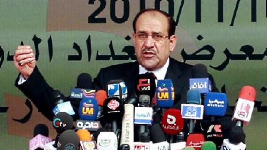 Много е вероятно досегашният премиер Нури ал Малики да запази поста си и в новия кабинет