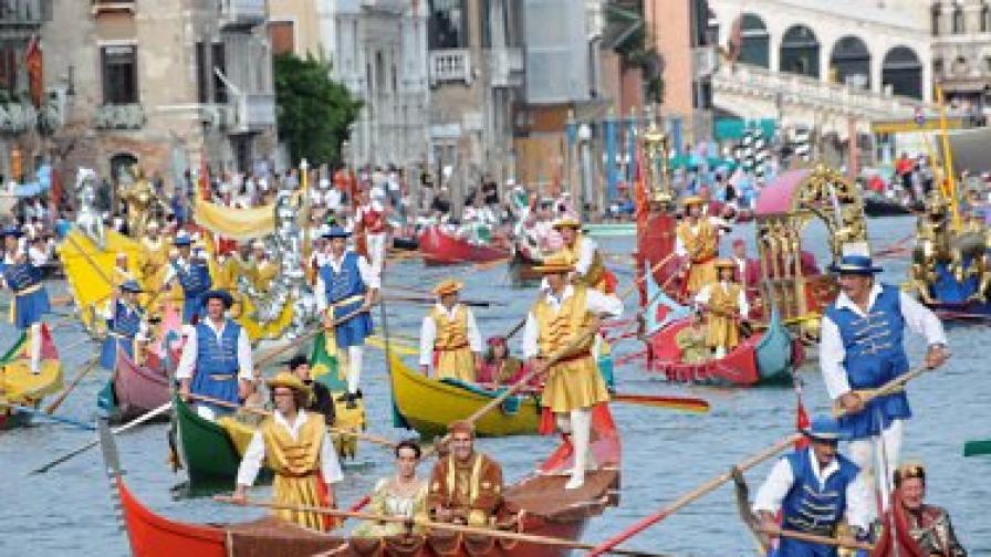 """Венеция стана """"Венецияленд"""""""
