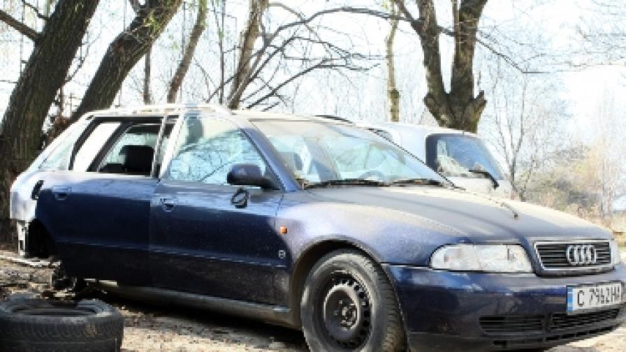 Взривиха колата на шефа на митницата на летище София