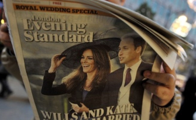 На Острова вече печелят от сватбата на принц Уилям