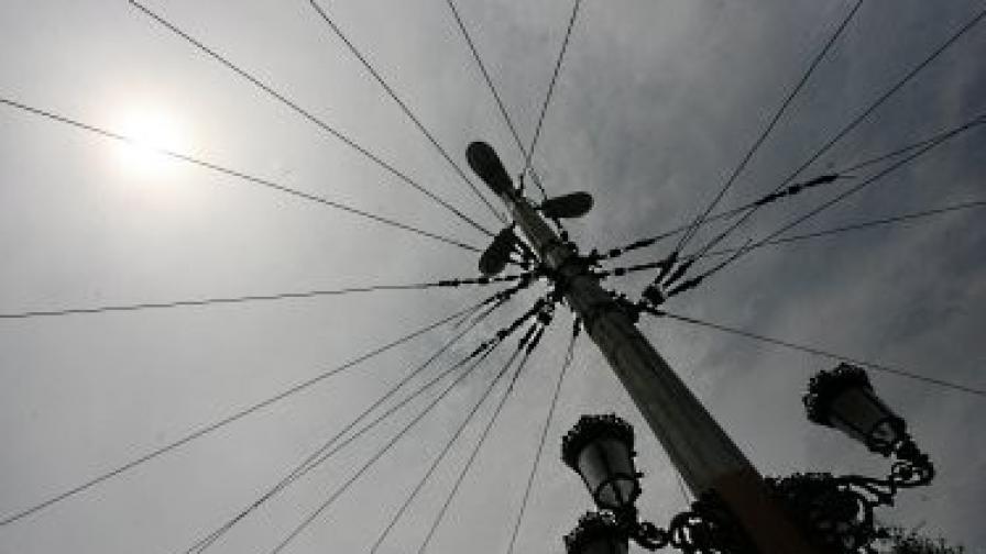 ЧЕЗ се оплакват заради кражба на кабели