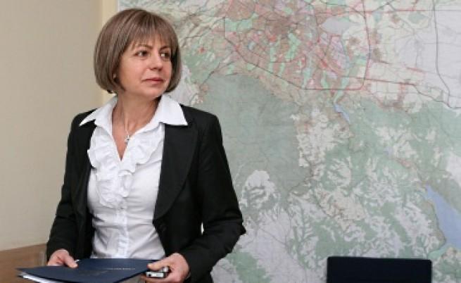 Фандъкова: Няма да се вдигат данъците в София