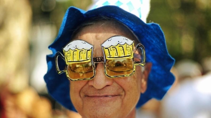 На всеки българин се падат 70 л бира годишно