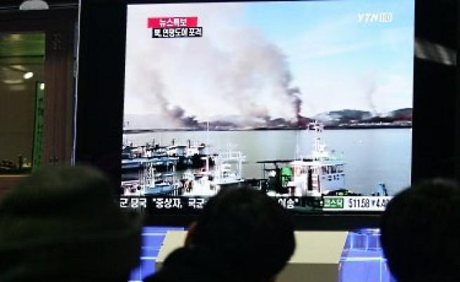 Реакции след севернокорейския обстрел срещу южнокорейска територия