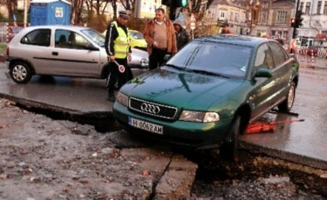 Бури и градушка в Източна България