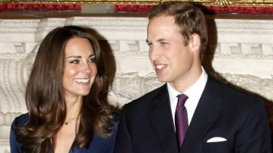 Принц Уилям и Кейт Мидълтън ще се оженят на 29 април 2011 г.