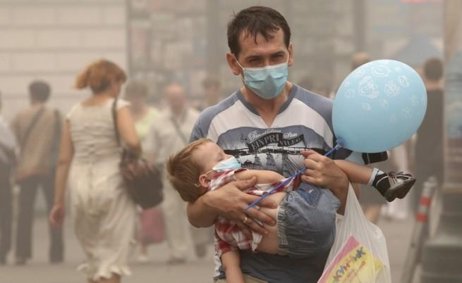 Въздухът на Земята най-зле от XVIII век насам
