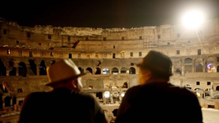 Производител на обувки реставрира Колизеума