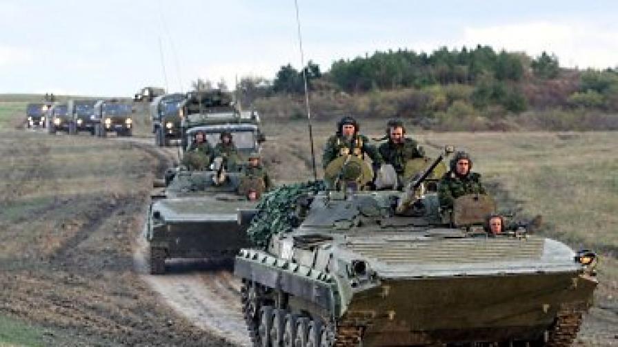 Октомври 2008 г. - руските войски се изтеглят от Грузия. Именно руско-грузинският конфликт накарал балтийските страни да настояват за защита от НАТО