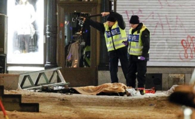 Кой е атентаторът от Стокхолм