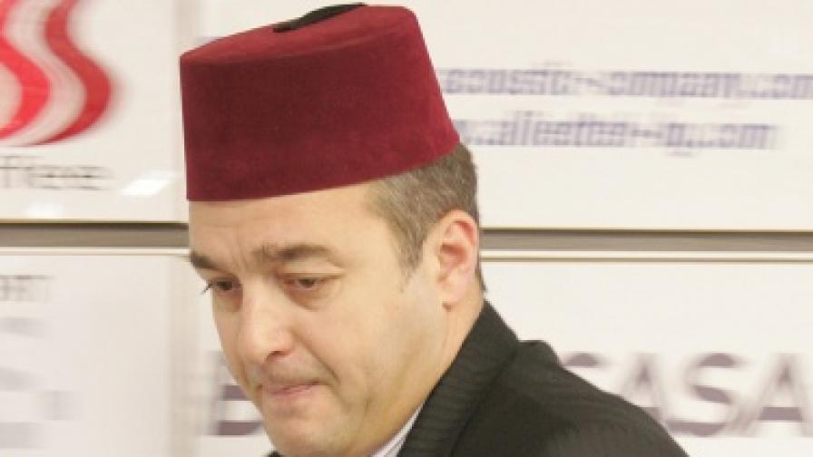 Али Юзеиров ще се кандидатира за президент