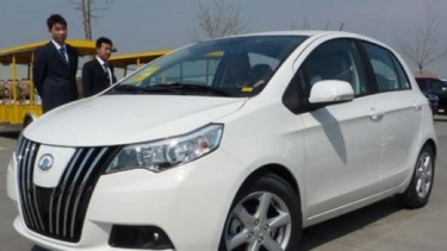 """""""Волийкс"""": Китайски автомобил от България"""