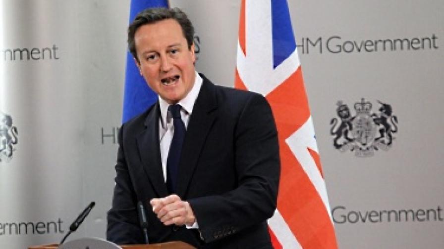 Англия, Франция и Германия искат замразяване на бюджета на ЕС