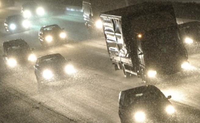 Транспортен хаос в Европа заради студената вълна
