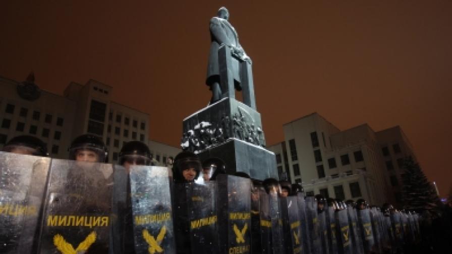 Европа и САЩ не признават изборите в Беларус