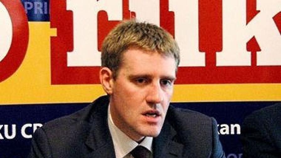 Игор Лукшич - новият черногорски лидер
