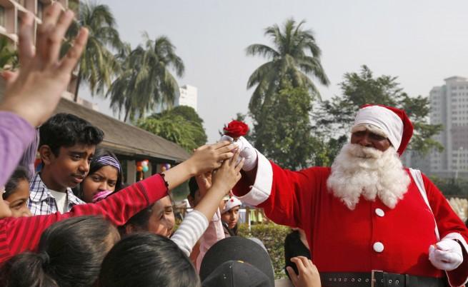 Дядо Коледа - научно невъзможен