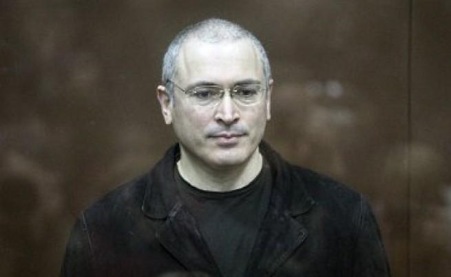 Втора присъда за Ходорковски