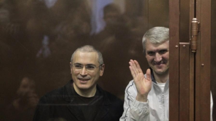 Още 6 години затвор за Ходорковски