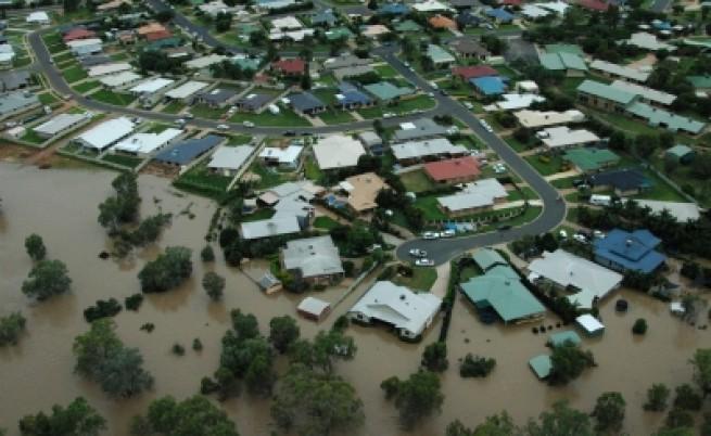 200 хиляди засегнати от наводнение в Австралия