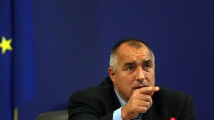 Борисов: Дали Дянков, дали Цветанов, ако има такова нещо, ще е категорично...