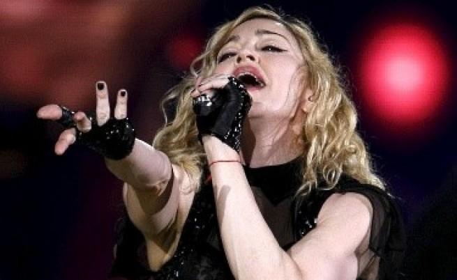 Мадона с поредно бизнес начинание