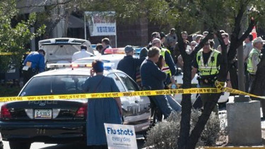 Жертва на стрелбата в Аризона е била родена на 11.09.2001 г.
