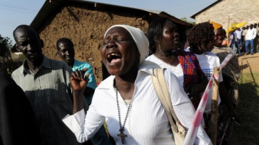 Сблъсъци съпътстват референдума за независимост на Южен Судан