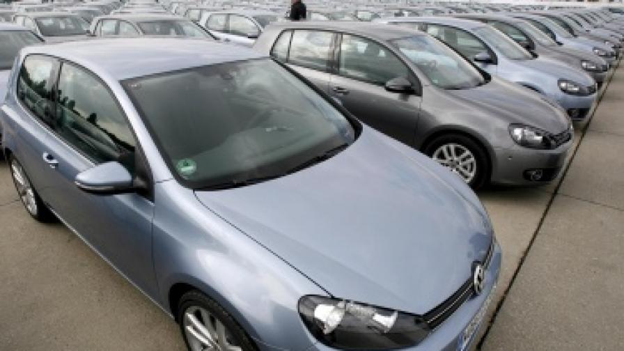 27% спад в продажбите на нови коли у нас